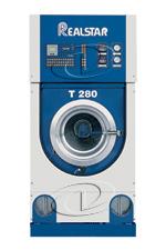 Realstar Kuru Temizleme Makinaları T280